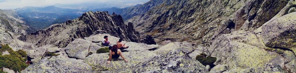 grupo de montaña venture galayos