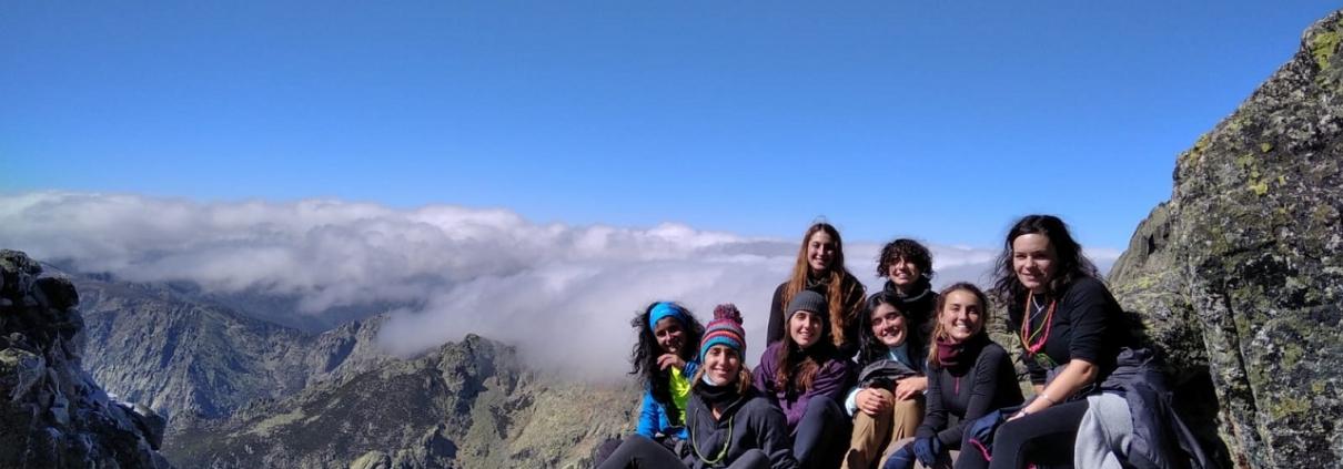 grupo de montaña venture