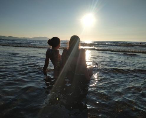 playa viaje de fin de curso venture